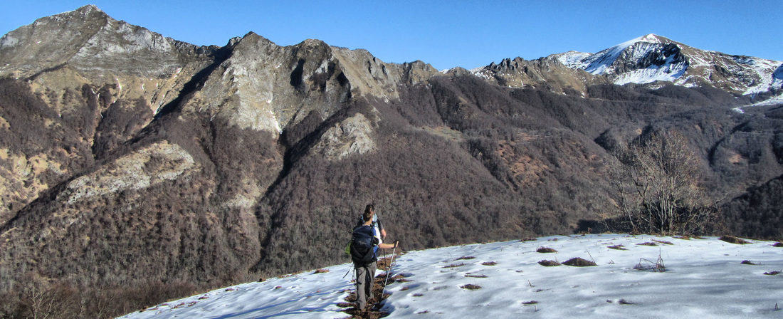 French Pyrenees Walking English Guide